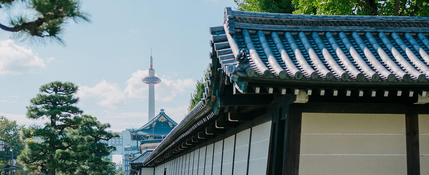 ホテルカンラ京都 外観